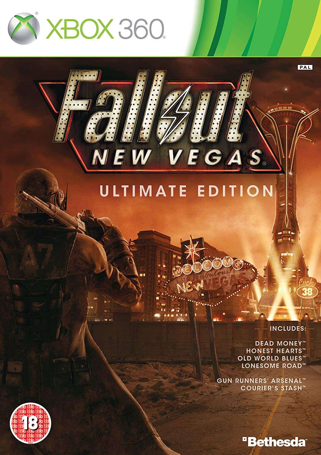 Fallout- New Vegas - Ultimate Edition