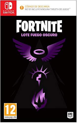 Fortnite: Lote Fuego Oscuro