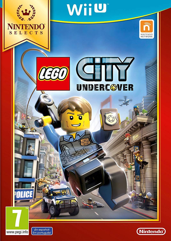LEGO City-Undercover