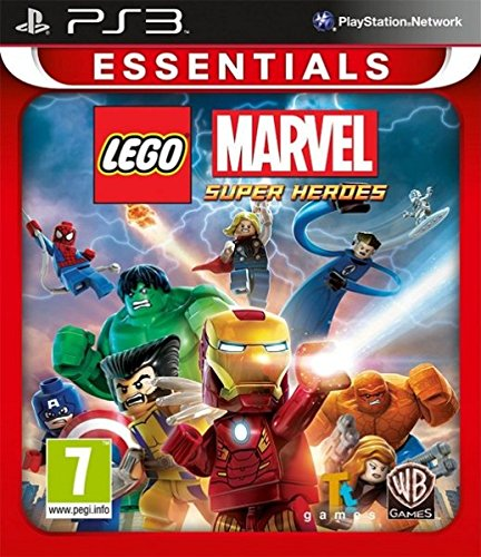 LEGO Marvel Super Heroes - Essential