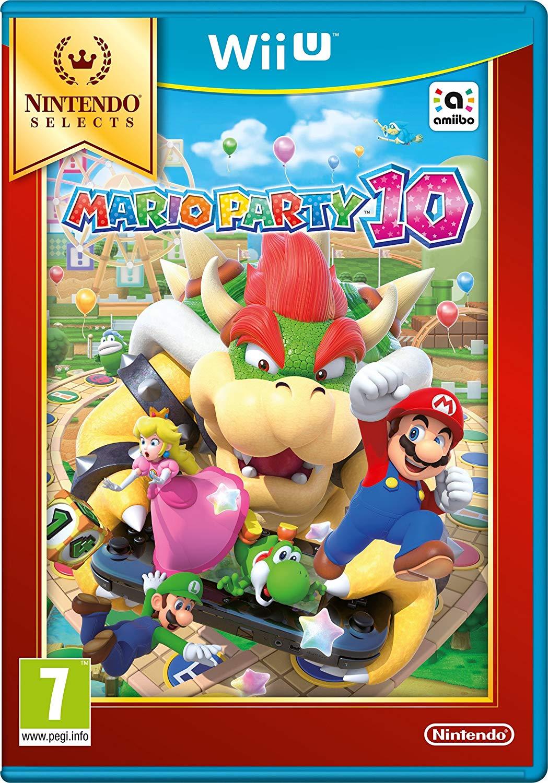Mario Party 10 - Nintendo Selects