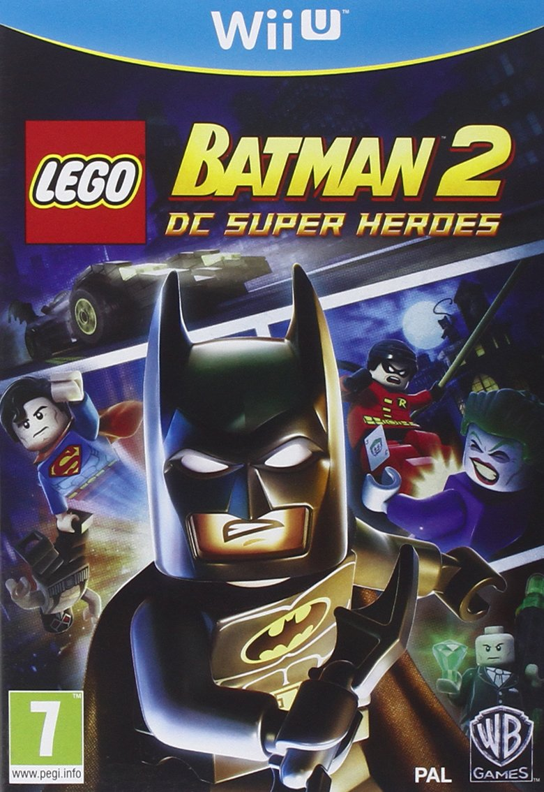 Nintendo LEGO BATMAN 2