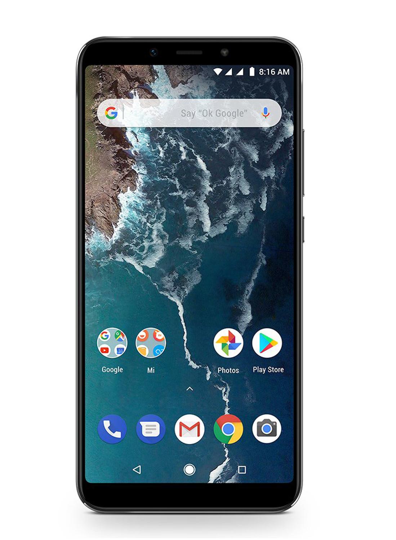 Xiaomi MI A2 - Smartphone Dual Sim 4-64 GB negro (EU Version)