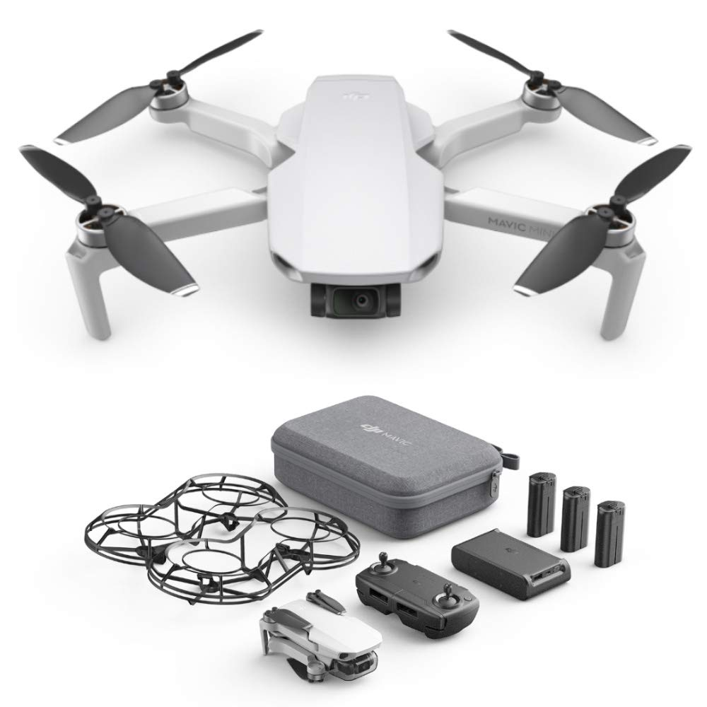 DJI Mavic Mini Combo amazon