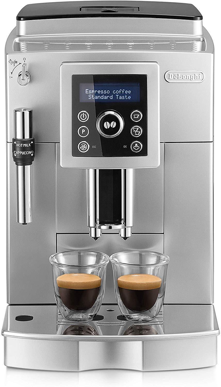 De'longhi Ecam 23.420.sb - Cafetera superautomática, 15 bares presión