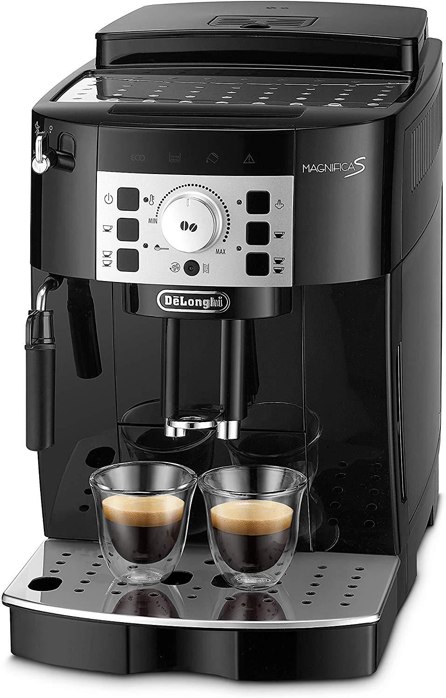 Delonghi Magnifica S Ecam 22.110.B - Cafetera superautomática