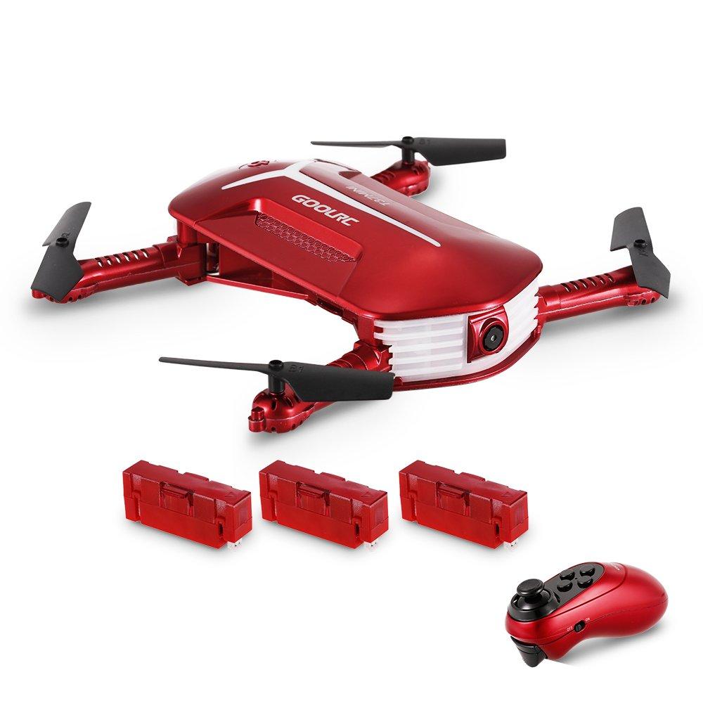 Drone con cámara, GoolRC T37