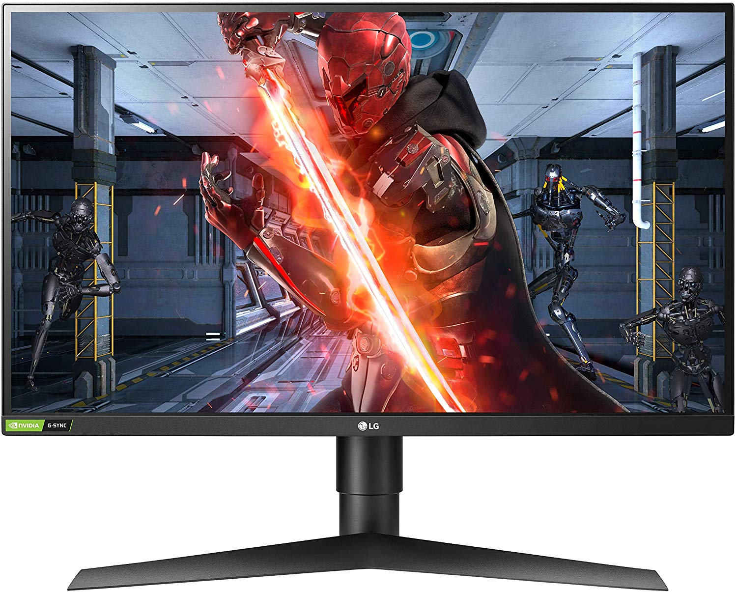 LG 27GL850-B - Monitor Gaming amazon