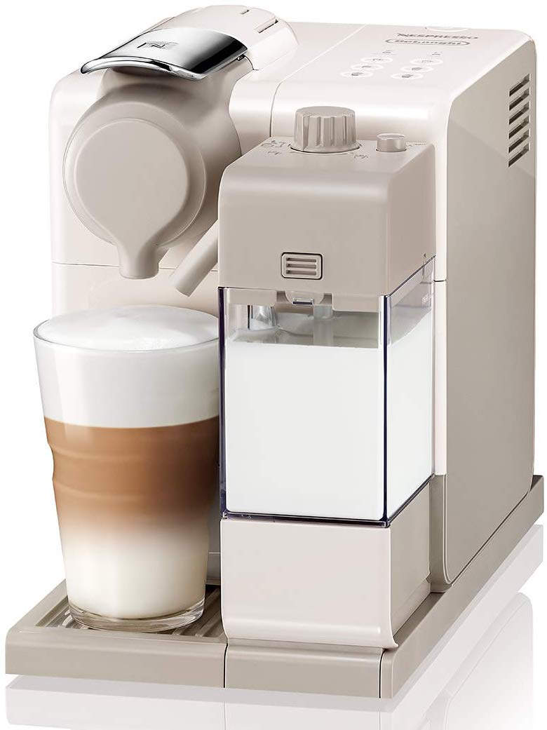 Nespresso De'Longhi Lattisima Touch Animation EN560.W
