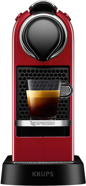 Nespresso Krups Citiz XN7415 - Cafetera monodosis de cápsulas Nespresso
