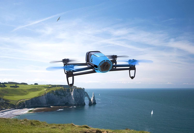 Parrot- Bebop Drone CUADRICOPTERO amazon