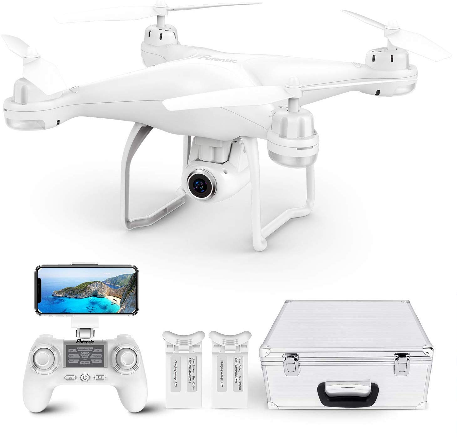 Potensic T25 GPS Drone amazon