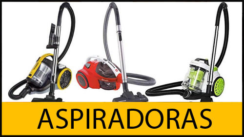 aspiradoras electrodomésticos características reviews