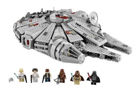 LEGO Star Wars TM - Halcón Milenario