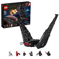 LEGO Star Wars TM - Lanzadera de Kylo Ren